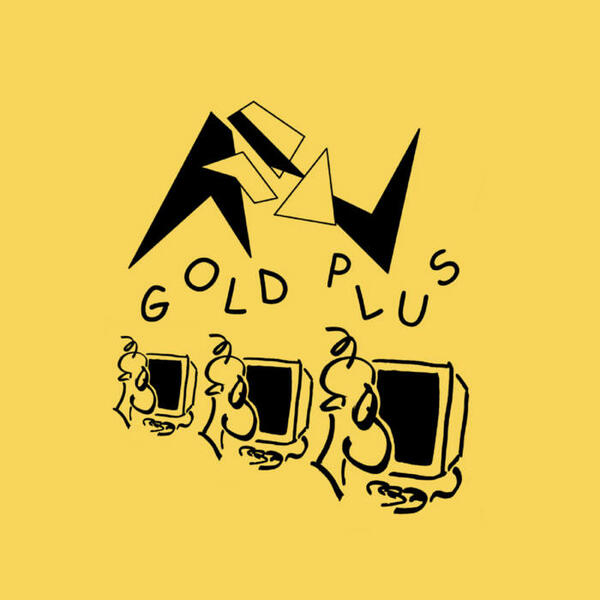 Cover of vinyl record GOLD PLUS by artist AOL
