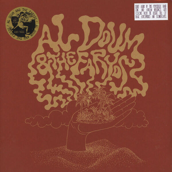 Cover of vinyl record AL DOUM & THE FARYDS by artist AL DOUM & THE FARYDS