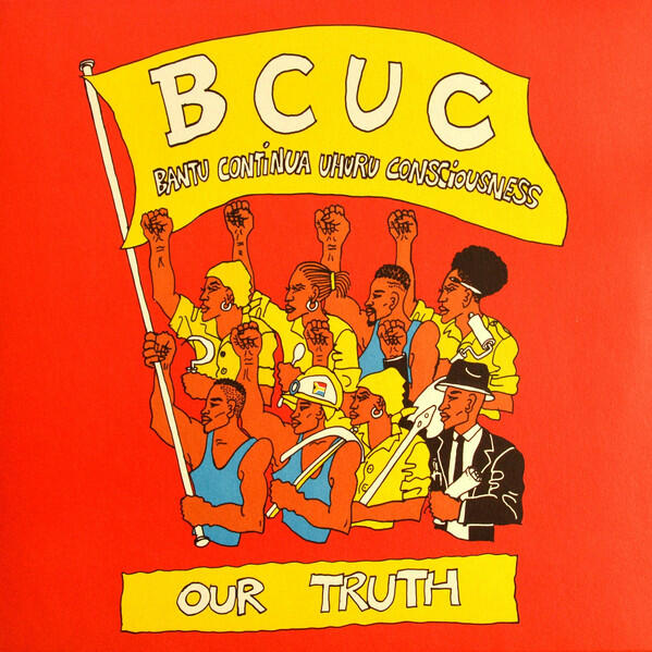 Cover of vinyl record OUR TRUTH by artist BCUC