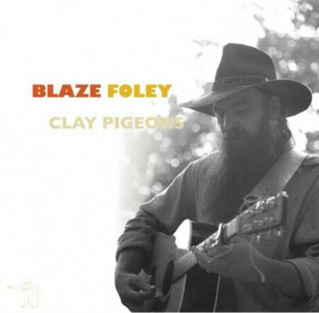 Cover of vinyl record CLAY PIGEONS by artist FOLEY, BLAZE