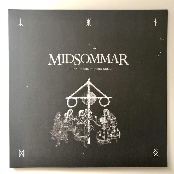 Cover of vinyl record MIDSOMMAR by artist OST