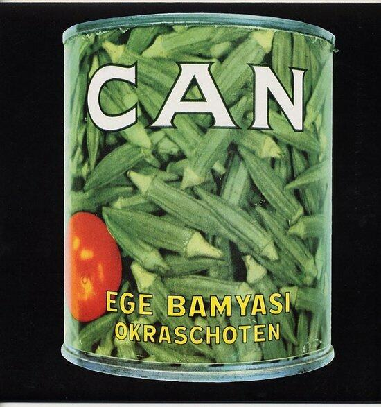 Cover of vinyl record EGE BAMYASI - (GREEN VINYL) by artist CAN
