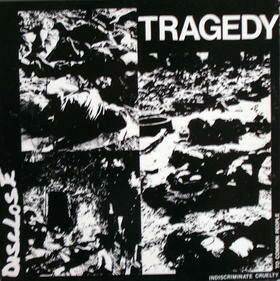 Cover of vinyl record TRAGEDY by artist DISCLOSE