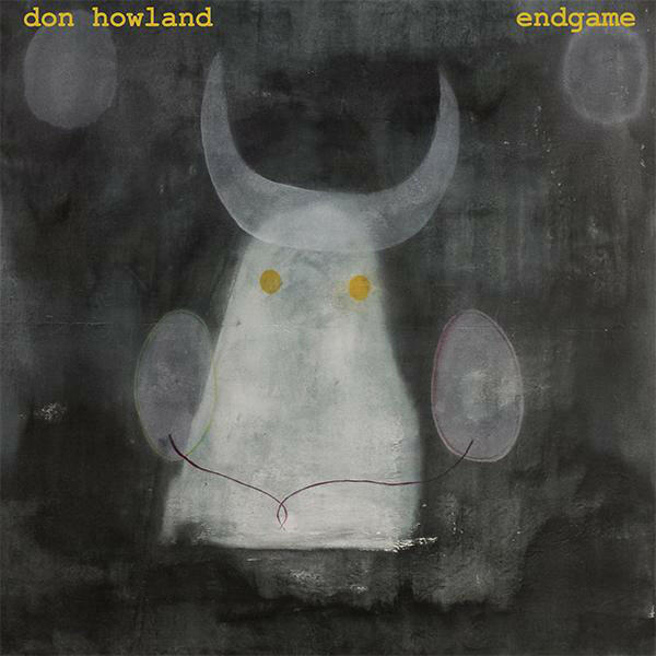 Cover of vinyl record ENDGAME by artist HOWLAND, DON