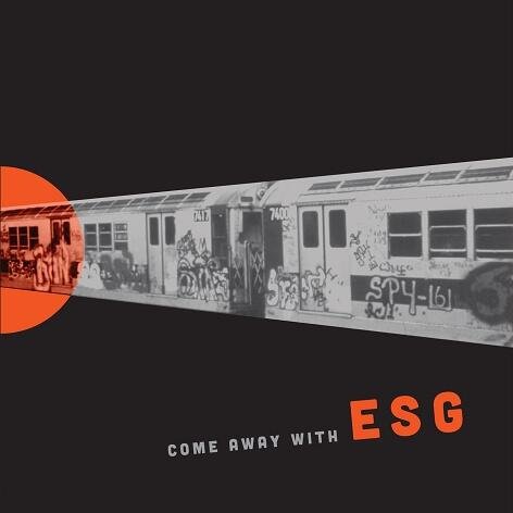 Cover of vinyl record COME AWAY WITH ESG by artist ESG