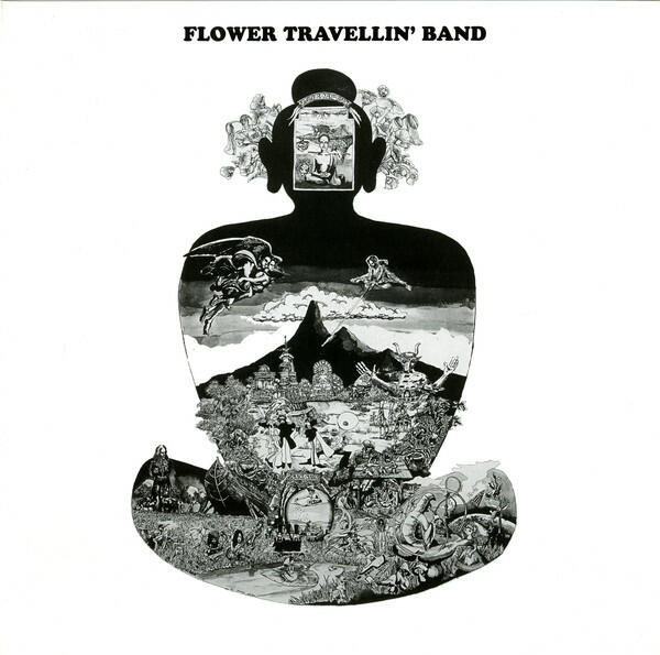 Cover of vinyl record SATORI by artist FLOWER TRAVELLIN' BAND