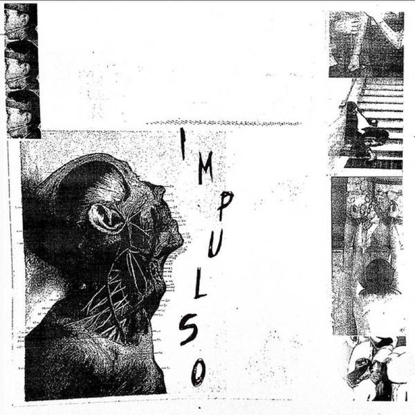 Cover of vinyl record IMPULSO by artist IMPULSO