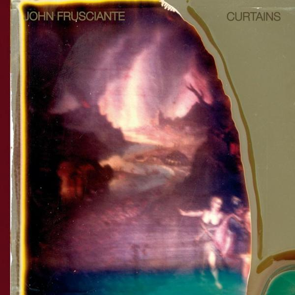 Cover of vinyl record CURTAINS  by artist FRUSCIANTE, JOHN