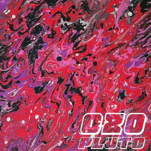 Cover of vinyl record PLUTO by artist OZO