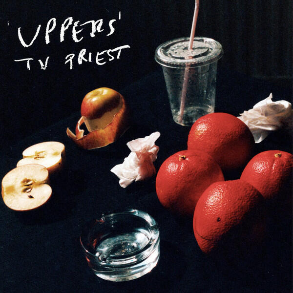 Cover of vinyl record UPPERS by artist TV PRIEST