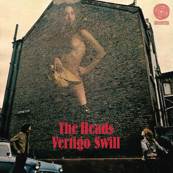 Cover of vinyl record VERTIGO SWILL by artist HEADS