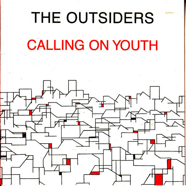 Cover of vinyl record CALLING ON YOUTH by artist OUTSIDERS