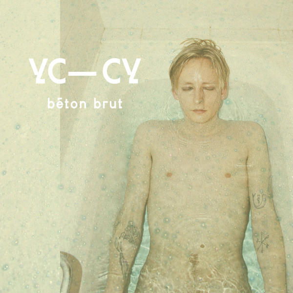 Cover of vinyl record BETON BRUT by artist YC-CY