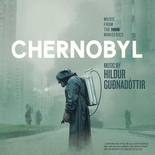 Cover of vinyl record CHERNOBYL  by artist OST