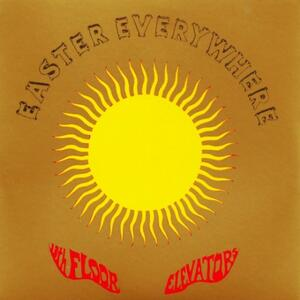 Cover of vinyl record EASTER EVERYWHERE by artist