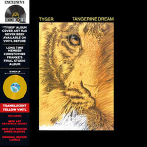 Cover of vinyl record TYGER by artist