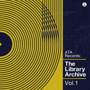 Cover of vinyl record LIBRARY ARCHIVE VOL. 1 by artist