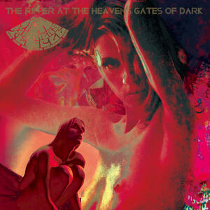 Cover of vinyl record RIPPER AT THE HEAVEN'S GATES OF DARK by artist