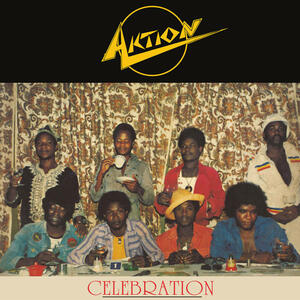 Cover of vinyl record CELEBRATION by artist