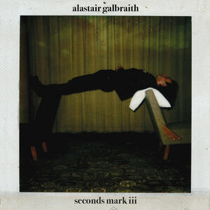 Cover of vinyl record SECONDS MARK III by artist