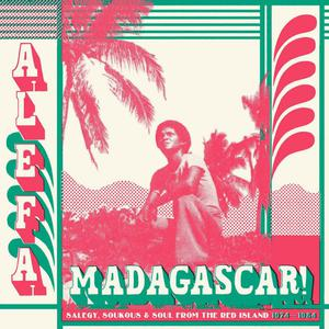 Cover of vinyl record ALEFA MADAGASCAR by artist