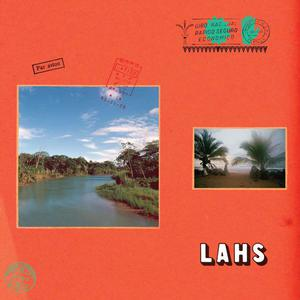 Cover of vinyl record LAHS - (coloured vinyl) by artist