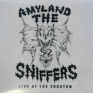 Cover of vinyl record LIVE AT THE CROXTON by artist