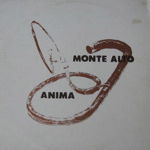 Cover of vinyl record MONTE ALTO by artist