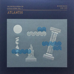 Cover of vinyl record The Encyclopedia of Civilizations vol. 2: Atlantis by artist