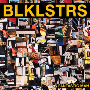 Cover of vinyl record FANTASTIC MAN by artist