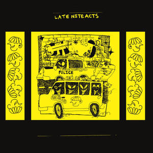 Cover of vinyl record LATE NITE ACTS by artist