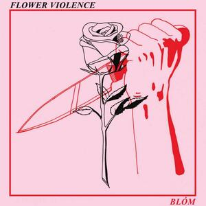 Cover of vinyl record FLOWER VIOLENCE by artist