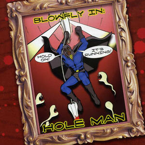 Cover of vinyl record HOLE MAN by artist