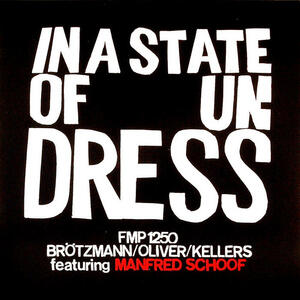Cover of vinyl record IN A STATE OF UNDRESS by artist