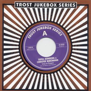 Cover of vinyl record TROST JUKEBOX SERIES #2 by artist
