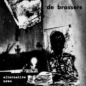 Cover of vinyl record ALTERNATIVE NEWS _ LIVE @ DEPOT LEUVEN, BREAKING BARRIERS? NOV. 2019 by artist