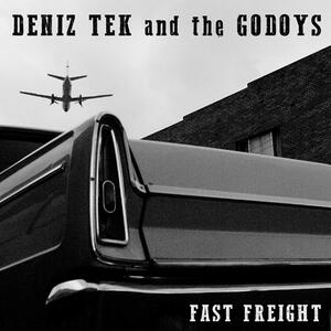 Cover of vinyl record FAST FREIGHT by artist