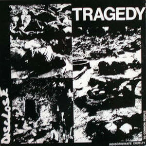 Cover of vinyl record TRAGEDY by artist