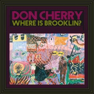 Cover of vinyl record WHERE IS BROOKLYN? by artist
