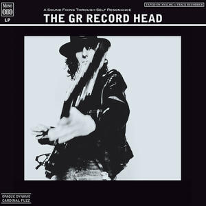 Cover of vinyl record GR RECORD HEAD by artist