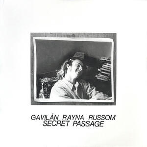 Cover of vinyl record SECRET PASSAGE by artist