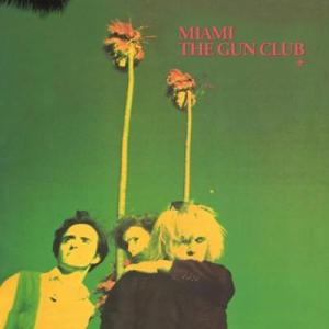 Cover of vinyl record MIAMI by artist