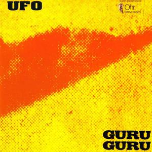 Cover of vinyl record UFO by artist