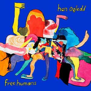 Cover of vinyl record FREE HUMNANS by artist