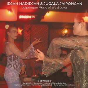 Cover of vinyl record JAIPONGAN MUSIC OF WEST JAVA by artist