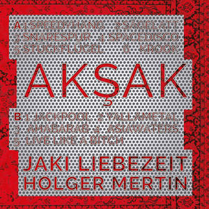 Cover of vinyl record AKSAK by artist