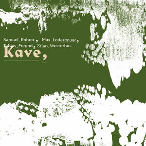 Cover of vinyl record KAVE by artist