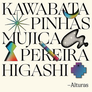 Cover of vinyl record ALTURAS by artist