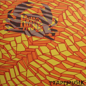 Cover of vinyl record TRAPPMUSIK by artist