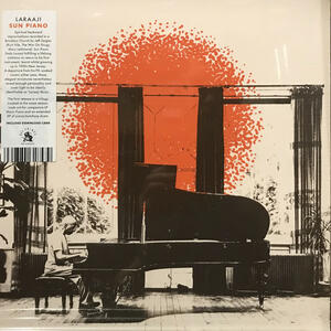 Cover of vinyl record SUN PIANO  by artist